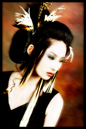 Ma Traversee Du Miroir Jouets De Geisha